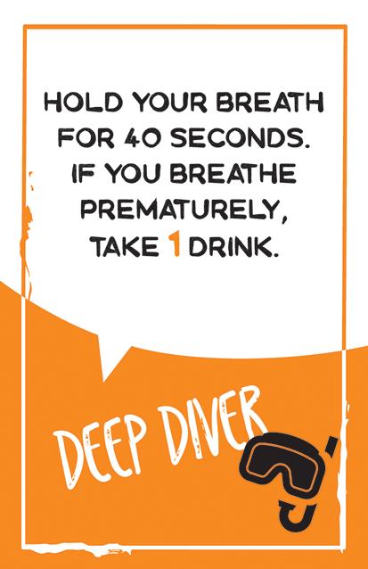 Card Deep Diver